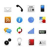Web Icons Vector — Stock Vector