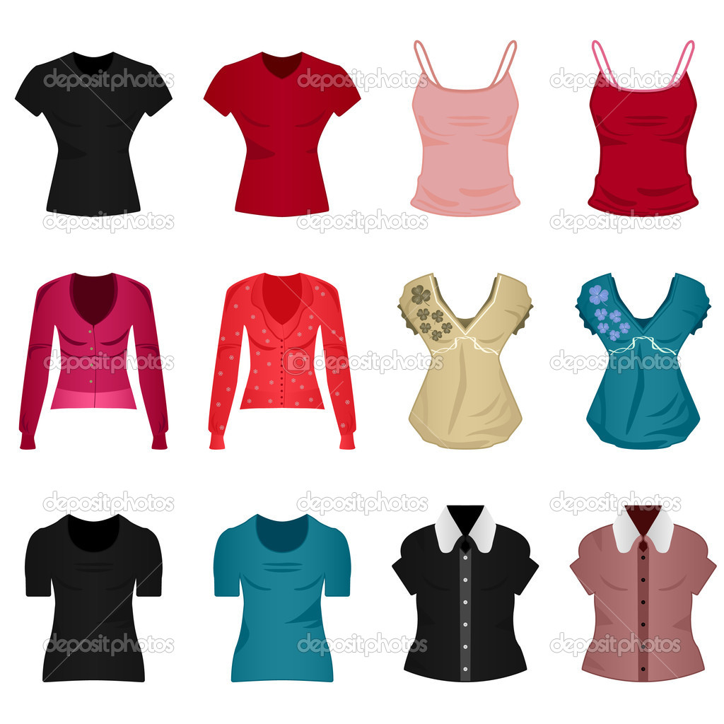 Clothes For Women, Men, Kids and