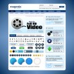 Web Design Element Template — Stock Vector #4561089