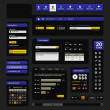 Stockvector : Web Design Website Element Template