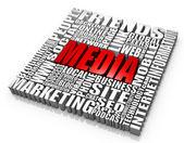 Media — Stock Photo