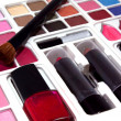 Royalty-Free Stock Photo: Professional make-up tools