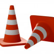 Road Cone — Stock Photo #4172627
