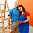 Stock Photo: Home renovation