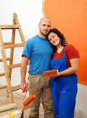 Home renovation — Foto de Stock