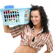 Laundry time — Stock Photo #5112599
