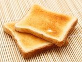 Toasted bread — Stock Photo