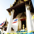 Grand Thailand Buddha Temple - Stock Photo