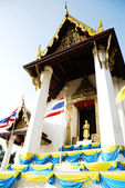 Grand tailândia templo do buda — Fotografia Stock