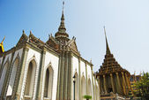 Buddha Temple in Thailand Grand Palace — Stock Photo