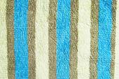 Blue fabric pattern — Stock Photo