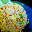 Thai style fried rice — Stock Photo