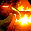 Metal casting process — Stock Photo #4798447