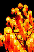 Thai style decoration lamp — Foto Stock