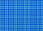 Blue plaid pattern — Stock Photo