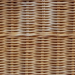 Stock Photo: Brown wicker texture pattern background