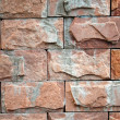 Decorative wall — Stock Photo #4359535