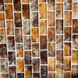 Decorative wall — Stock Photo #4360984