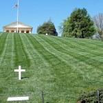 Arlington Cemetery Grave of Robert Kennedy 2010 — Stock Photo