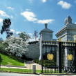 Arlington Cemetery Schley Gate 2010 — Stock Photo #3992522