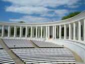 Arlington Cemetery Memorial Amphitheatre 2010 — Stock Photo