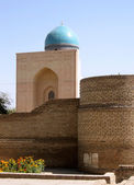Samarkand Bibi-Khanim Mausoleum 2007 — Stock Photo