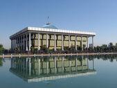 Tashkent Majlis building day 2007 — Stock Photo