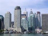 Toronto Lake Harbourfront 2004 — Stock Photo