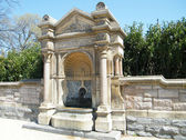 Washington Drinking Fountain 2010 — Stock Photo