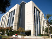 Bar-Ilan University Gonda Research Center 2010 — Stock Photo