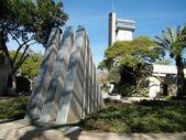 Bar-Ilan University Shapell Park 2010 — Stock Photo