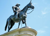 Washington General Winfield Scott Statue 2010 — Stock Photo