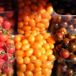 Tel Aviv cherry tomatoes 2011 — Stock Photo
