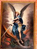 Jaffa St Peter's Church Archangel 2011 — Stock Photo
