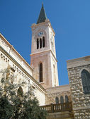 Jaffa Franciscan Church 2011 — Stock Photo