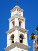 Jaffa St Peter's Church Bell tower 2011 — Stock Photo