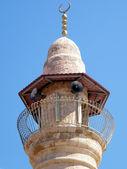 Jaffa minaret detail 2011 — Stock Photo