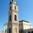 Jaffa Old Clock Tower 2011 - Stock Photo