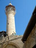 Jaffa minaret 2011 — Stockfoto