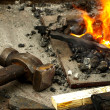 Stock Photo: Blacksmith