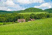 Land-idylle — Stockfoto