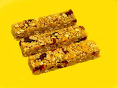 Cereal bar — Stock Photo