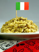 Italian deli risotto — Stock Photo