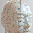 Stock Photo: Acupuncture
