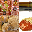 Italian delicacies — Stock Photo