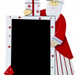 St Claus — Stock Photo #4407813