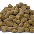 Hops pellets for brewery - Stock Photo