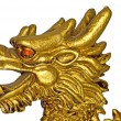 Stock Photo: Chinese dragon for happiness and luck