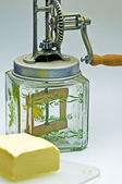 Butter churn — Stock Photo