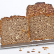 Stock Photo: Whole grain bread